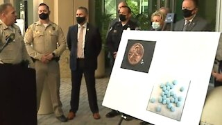 Las Vegas police discuss dangers of fentanyl