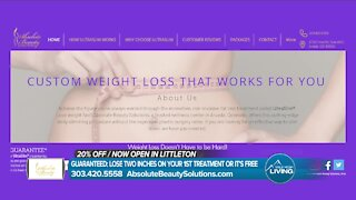 Absolute Beauty // Weight Loss That Makes Sense!