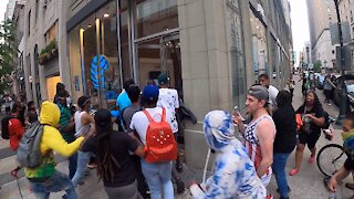 Philadelphia AT&T Store Looted May 30th, 2020