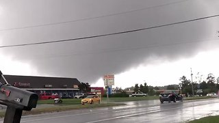 Multiple Tornado Sightings Reported in Richmond Area