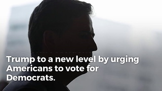 In Midst of Political Storm, Comey Urges Americans To Vote Democrat
