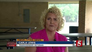 Veterans Respond To Transgender Military Ban - Video