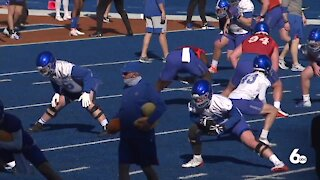 Boise State football gearing up for spring football game