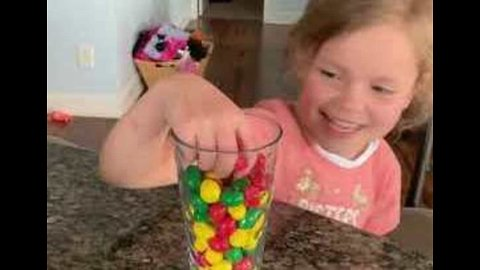 Child Has Hilarious Reaction to Trying Jalapeno M&M's