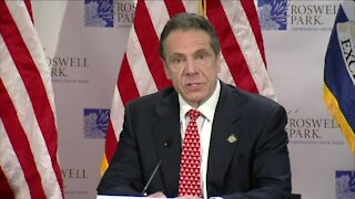 Growing number of Democrats call on Gov. Cuomo to resign