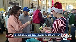 KC businesses gather for Small Business Saturday