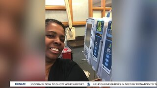 Baltimore educator battling breast cancer continues to impact student life