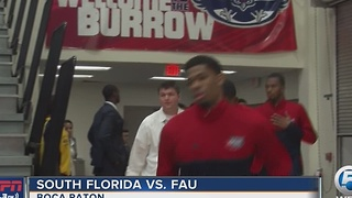 FAU Wins Home Opener