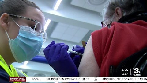 Nebraskans 16+ eligible for COVID-19 vaccines starting on Monday; cases on the rise again