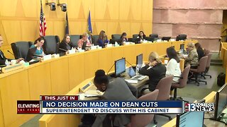 CCSD board postpones vote to reverse controversial decision on deans