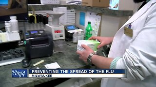 Wisconsin health officials: Flu season hits early, but not as bad as 2017