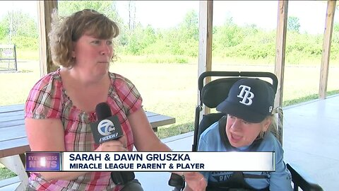 Miracle League Provides Opportunity for Everyone