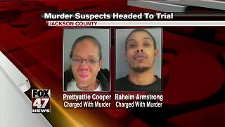 Two bound over on open murder charges - Video