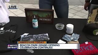 Shopping at Beacon Park - Video
