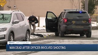 East Cleveland police officer shoots and kills man during domestic incident