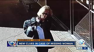 New clues in missing Vero Beach woman case