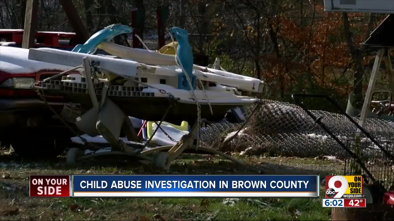 Child abuse investigation continues in Brown County