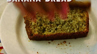 Black Tea Banana Bread - Video