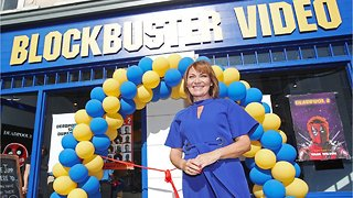 There Is Only One Blockbuster Store Left