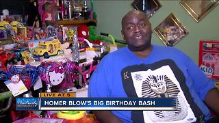 Positively Milwaukee: Big Birthday Bash - Video