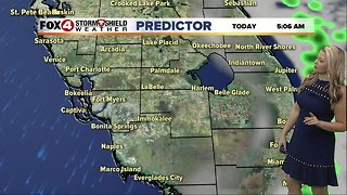 FORECAST: Warming into the weekend