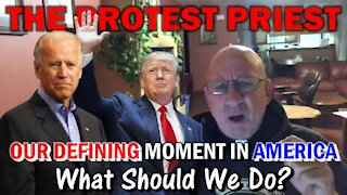 Our Defining Moment - What Should We Do? | Fr. Imbarrato Live- 1/19/2021