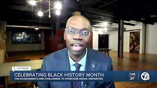Lt. Governor Gilchrist on Black History Month and needed changes in America