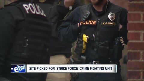 Eight federal agencies, 28 local agencies to be housed at new Strike Force headquarters in Old Brooklyn
