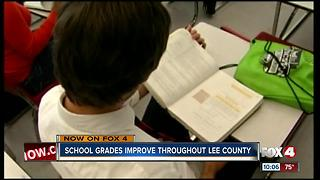 Lee County School District grades are in, one school makes history - Video