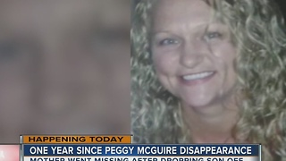 Woman still missing one year later - Video