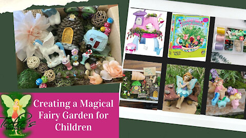 Creating a Magical Fairy Garden for Children
