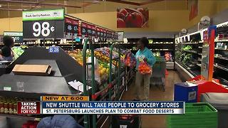 "St. Pete has solution for ""food deserts"""