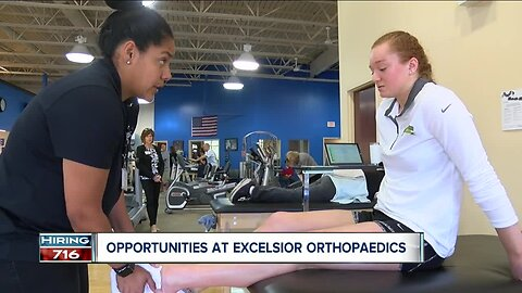 Excelsior Orthopaedics expansion creates job opportunities