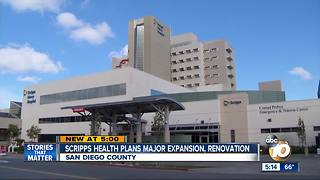 Scripps Health plans expansion, renovation - Video