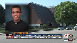 UPDATE: Overland Park priest faces charges - Video