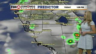 FORECAST: More Heat, Humidity & Scattered Storms - Video