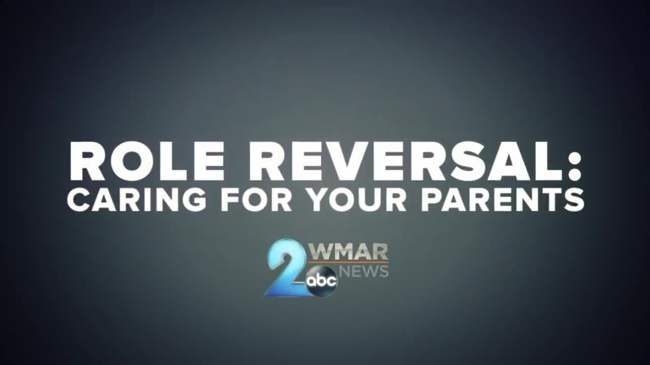 Role Reversal: Caring for your parents
