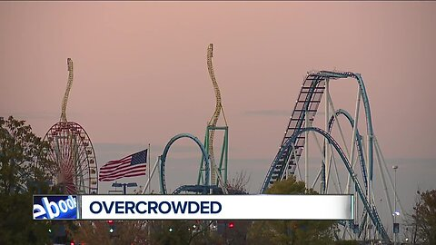 Halloweekend plans turned upside down at Cedar Point due to overcapacity