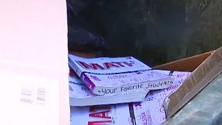 Books and equipment trashed at Fertitta Middle School - Video
