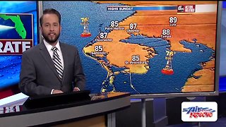 Florida's Most Accurate Forecast with Jason on Sunday, April 6, 2019