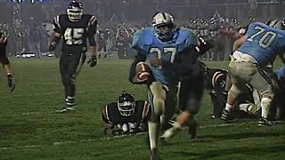 Shaun Alexander scores 4 times in 1994 - Video