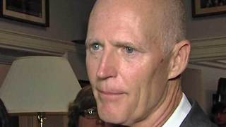 Gov. Rick Scott hints at run for U.S. Senate - Video