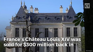 Iconic European Castle Bought by Saudi Prince - Video
