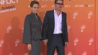 Angelina Jolie's royal honor - Video