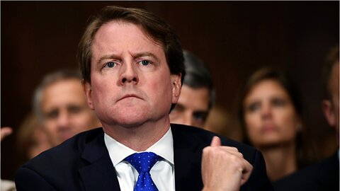 U.S. House Judiciary chair says Don McGahn will be held in contempt