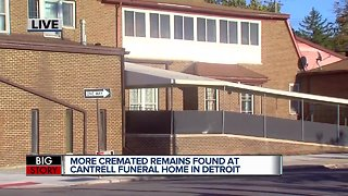 Timeline details investigation into Detroit funeral home where 11 fetuses were found