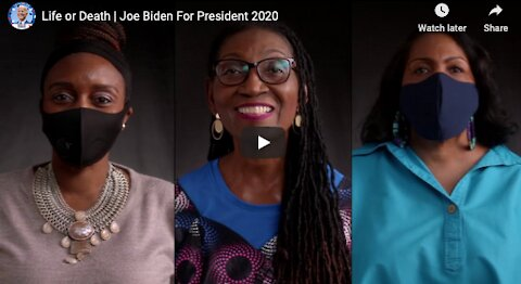 New Biden Ads Emphatically Answer Trump's Question To Black Voters: 'What Do You Have To L