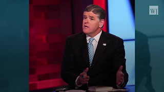 Fox News host Sean Hannity unloaded on the Democrats and the mainstream media Monday - Video