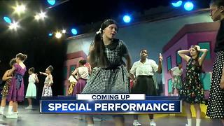 Production of Hairspray Jr. at local Milwaukee High School - Video