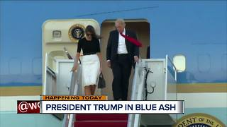 President, first lady visiting Cincinnati on Monday